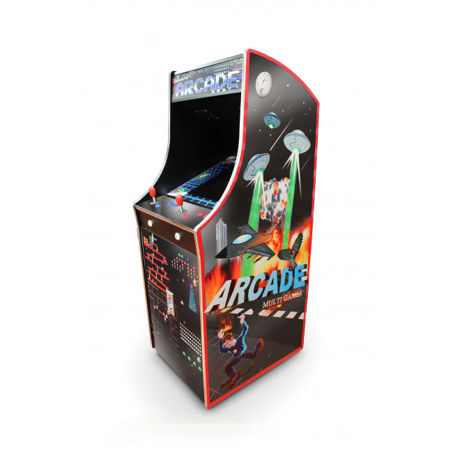 Arcade Upright Multiple Games Machine