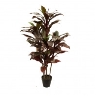 NWTURF Artificial DRACENA PLANT 1.5M WITH 80 LEAVES Indoor Outdoor Plastic Plant