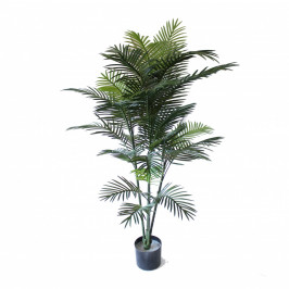 NWTURF Artificial ARECA PALM 1.5M UV STABILIZED Indoor Outdoor Plastic Plant