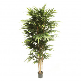 NWTURF ARTIFICIAL BAMBOO BAMBUSA 2.2M WITH 1856 LEAVES