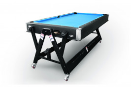 7 Foot Double Function Billiard / Air Hockey Table