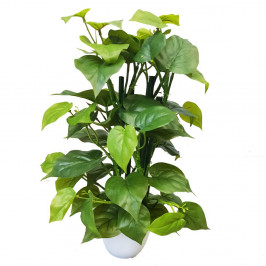 NWTURF ARTIFICIAL POTHOS PLANT POTTED 35CM