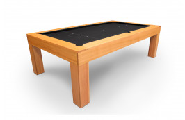 8' Exec Natural Slate Pool Table