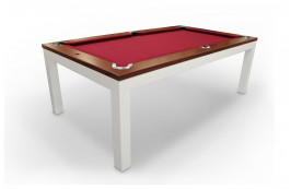 7' Natural Slate EUROPEAN STYLE Pool Billards Table